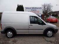 2005 FORD TRANSIT CONNECT LX TDCI - LONG WHEEL BASE / HIGH ROOF 1.8 DIESEL