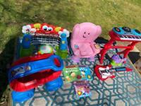 Toy bundle £10