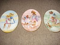 lynne willey royal worcester plates