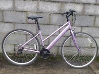 ladies bike apollo haze hybrid 700c