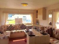 Cheap Static Caravan Holiday Home For Sale With Great Sea Views, Near Haggerston & Berwick, Eyemouth