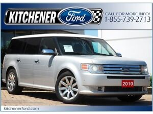 2010 Ford Flex Limited Limited   PANO ROOF   AWD   6 PASSENGE...