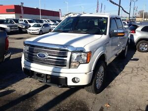 2011 Ford F-150 Platinum * NAV * PWR ROOF * LEATHER * PWR SEATS London Ontario image 4