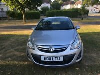Corsa Auto 2011 reg 5 door Air con only 22k miles s/history excellent mechanical condition
