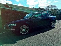 Blue mint condition Audi A6 2.7 tdi 2007 89k