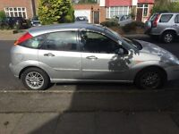 Ford Focus LX 5door. £600 ono