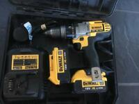 Dewalt dcd985 set