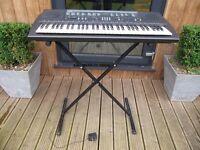 Yamaha PSR 200 electric keyboard