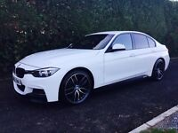 Late 2012 BMW 318d m sport m performance finance available 320d m sport