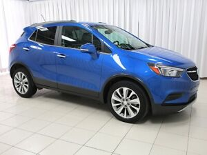 2017 Buick Encore 1.4 L SUV ONE OWNER TRADE!