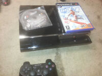for sale the original sony ps3 with 60 gb hard rive plays ps 1 /2 /3 games £40