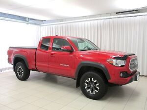 2016 Toyota Tacoma TRD OFF ROAD 4X4 2DR 4PASS