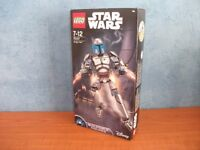 NEW AND SEALED LEGO STAR WARS JANGO FETT