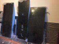 Black Granite Worktops & upstands