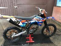 Ktm sxf 250 09