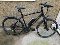 Carrera Crossfire E - electric bike / eBike RRP £1250