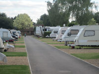 TOURING CARAVAN FOR HIRE