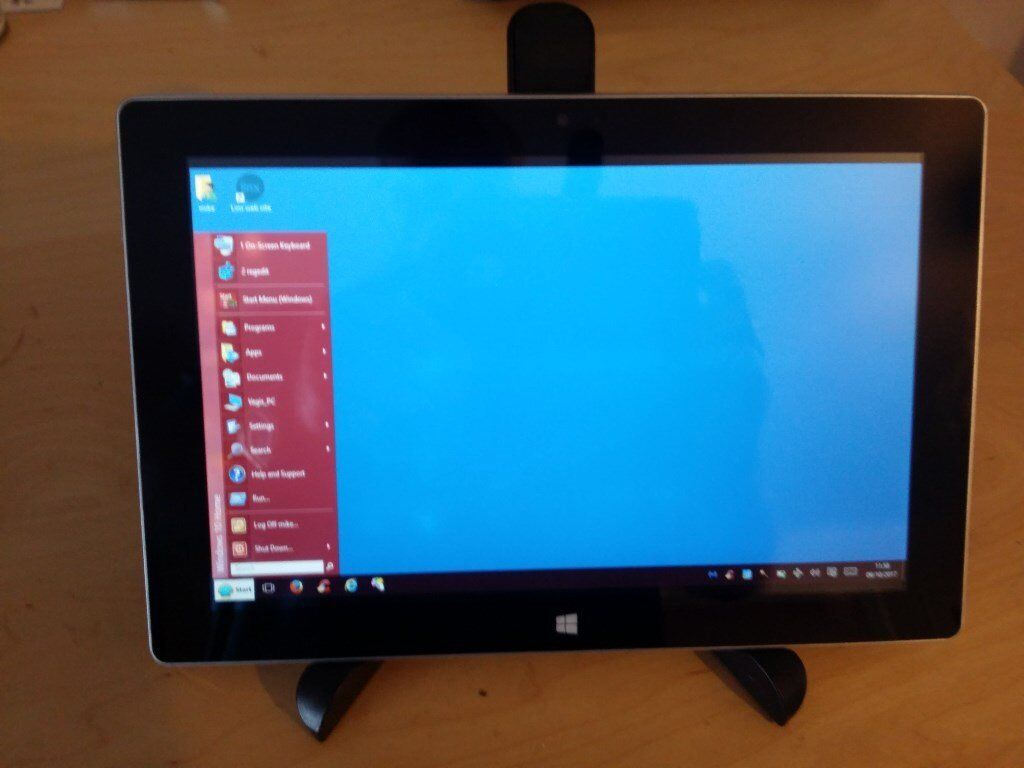 Linx 1010 Leather Windows 10 10 Inch tablet