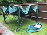 Pop Up Gazebo 3m x 3m with Sides - As New
