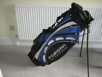 For sale - Forgan Golf carry bag - excellent condition with plenty of space for all your needs