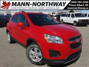 2015 Chevrolet Trax LT | AWD, Cruise, Cloth, Bose Audio.