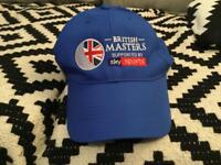 Nike Golf Cap (2017 British Masters)