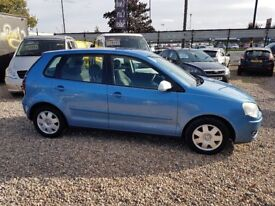 2006 VW POLO 1.4 TDi £30 year tax 5 door colour collection facelift model