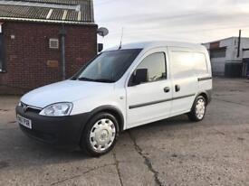 Vauxhall combo 1.3 diesel- 1 owner- full service- long MOT