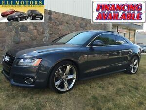 2009 Audi A5 S-LINE.V6-3.2L.6 SPEED.QUATTRO.PANORAMIC SU