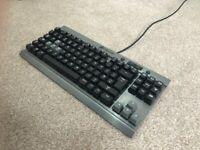 Corsair CH-9000040-UK Vengeance K65 Compact Performance Mechanical Gaming Keyboard - Gunmetal Grey