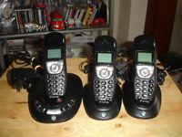BT SYNERGY HOUSE PHONES X3