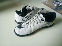 CR7 trainers size 3