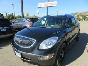2012 Buick Enclave CXL1 - Leather interior, Quad Seats