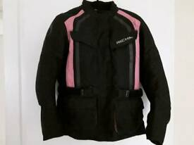 Motorbike jacket ladies