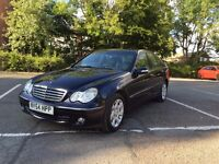 2005 C Class Mercedes, Drives like new