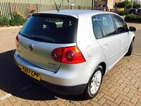 VW GOLF 1.6 FSI MATCH IMMACULATE CONDITION