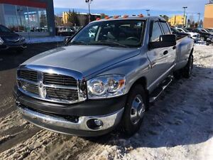 2008 Dodge Ram 3500 SXT-2WD DUALLY, TOOL BOX