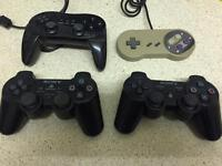 job lot faulty game controller
