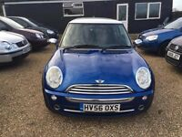 MINI ONE 2006 1.6 * IDEAL FIRST CAR * CHEAP INSURANCE * FULL SERVICE HISTORY