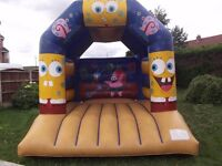 BOUNCY CASTLE HIRE DONCASTER 07933686437 FROM £50 PER DAY KINGS CASTLES JUMP 4 JOY