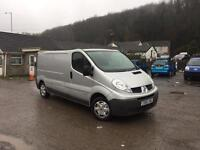 Renault Trafic 2.0 6 Speed