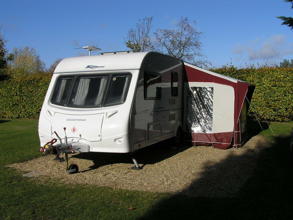 For Sale Bradcot Caravan Porch Awning In Burley In