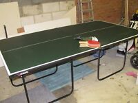 butterfly table tennis table with bats