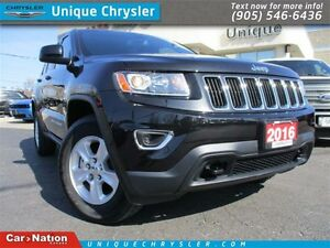 2016 Jeep Grand Cherokee Laredo | 4X4 | SUNROOF | POWER GROUP |