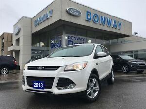 2013 Ford Escape SE|1 OWNER|$0 DOWN $165 BI-WEEKLY OAC|LOW KM