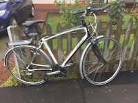 Specialized Sirrus large hybrid cycle(2011) 24 gears, looking for £250, new tyres and pedals