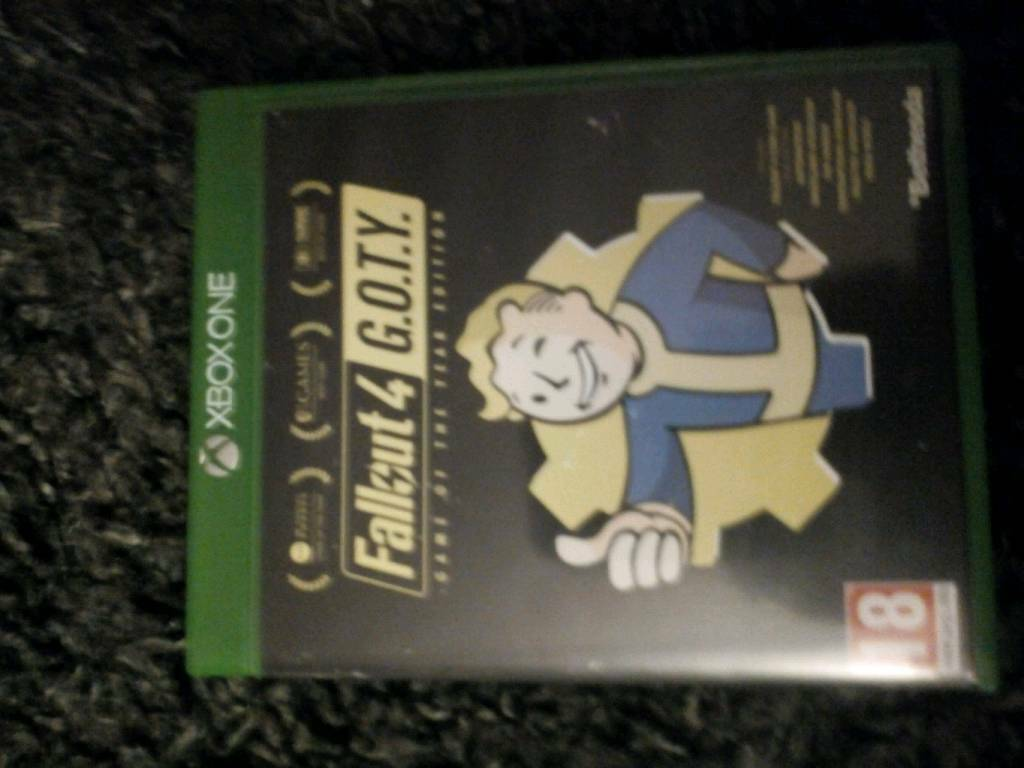 Fallout 4 GOTY Xbox one | in Magherafelt, County Londonderry | Gumtree
