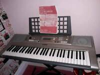 Yamaha PSR-310 Piano keyboard