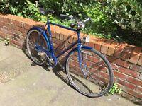 Raleigh Traveller Gents Bike - Vintage 70's 80's - Made in Nottingham