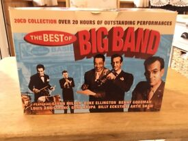 20 CD COLLECTION BIG BANDS